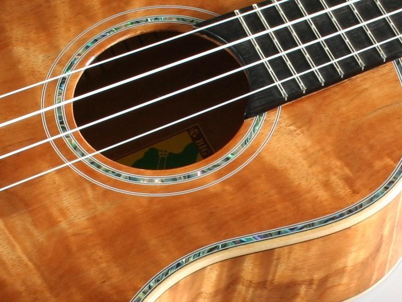 ukelele luthier