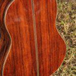 guitarra luthier palo santo