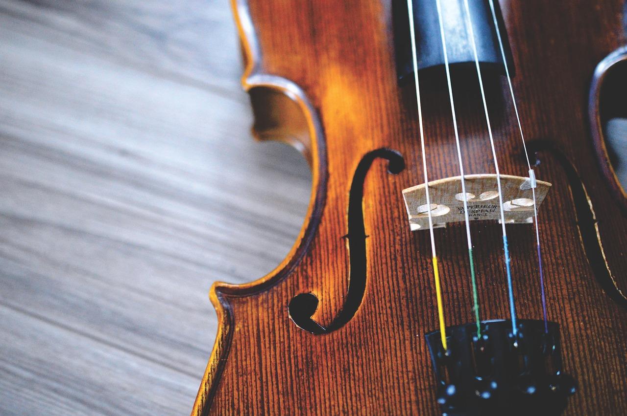 violín luthier
