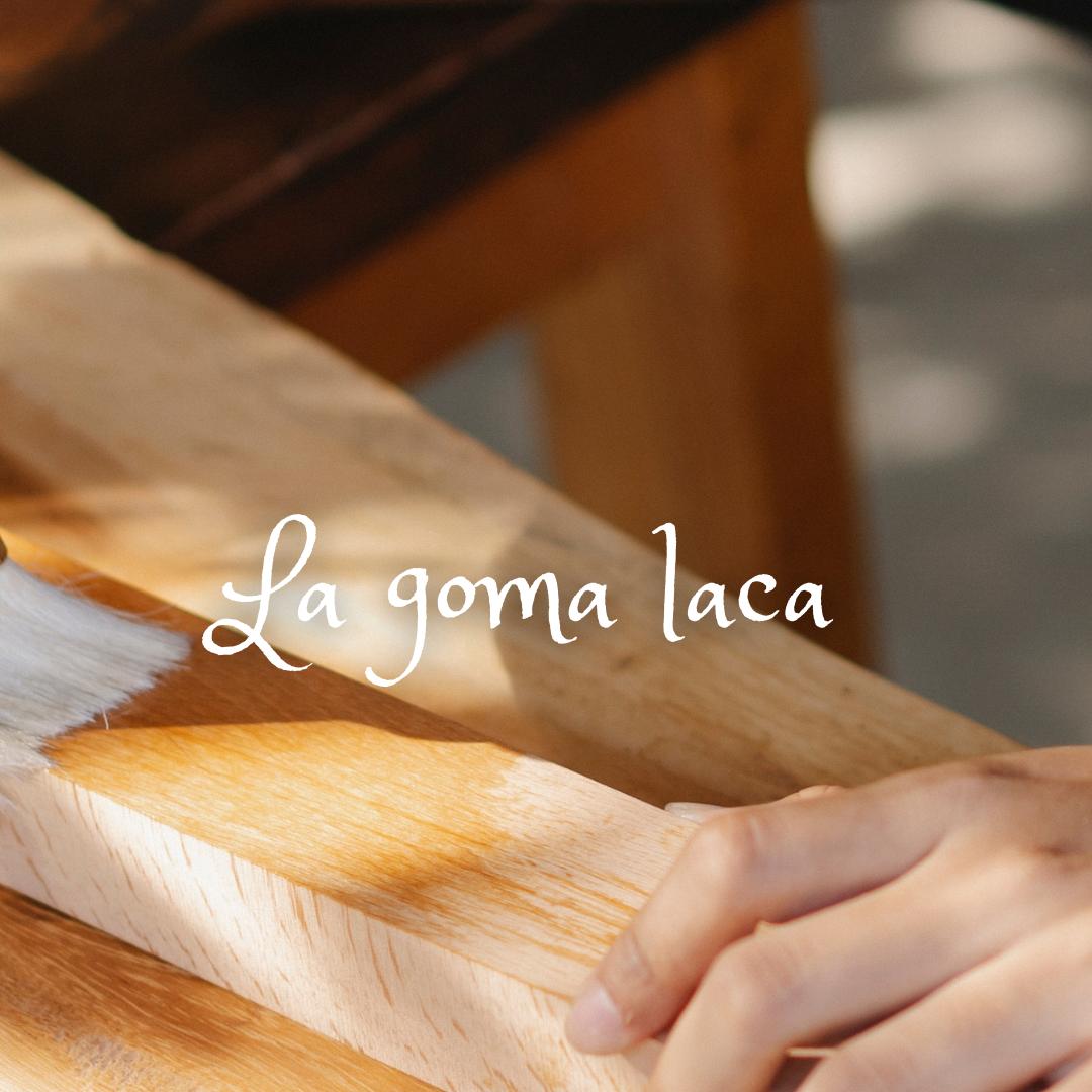 goma laca luthier
